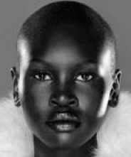 Emancipate your hair Alek Wek