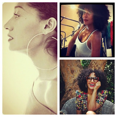 Tracee Ellis Ross Natural Hair NaturalPride