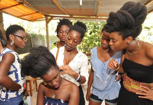 Natural Hair Movements Moves to West Africa