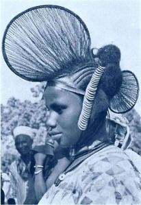 Fouta Djallon hairstyle