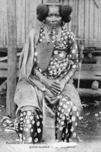 Sakalava woman