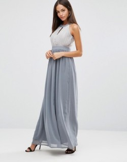 club-l-chiffon-maxi-dress